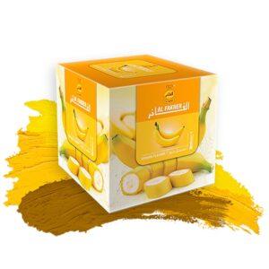 Табак для кальяна Al-Fakher (Аль Факер) - Banana (Банан)