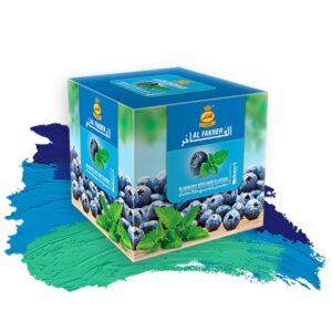 Табак для кальяна Al-Fakher (Аль Факер) - Blueberry with Mint (Черника с мятой)