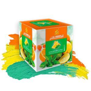 Табак для кальяна Al-Fakher (Аль Факер) - Citrus with Mint (Цитрусовые с Мятой)