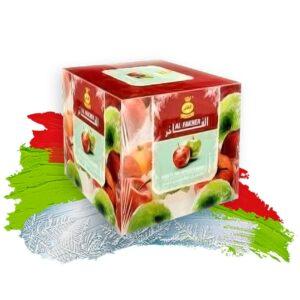 Табак для кальяна Al Fakher (Аль Факер) – Frosty Two Apples (Ледяное Двойное Яблоко)
