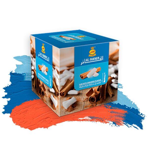 Табак для кальяна Al Fakher (Аль Факер) – Gum with Cinnamon (Жвачка с Корицей)