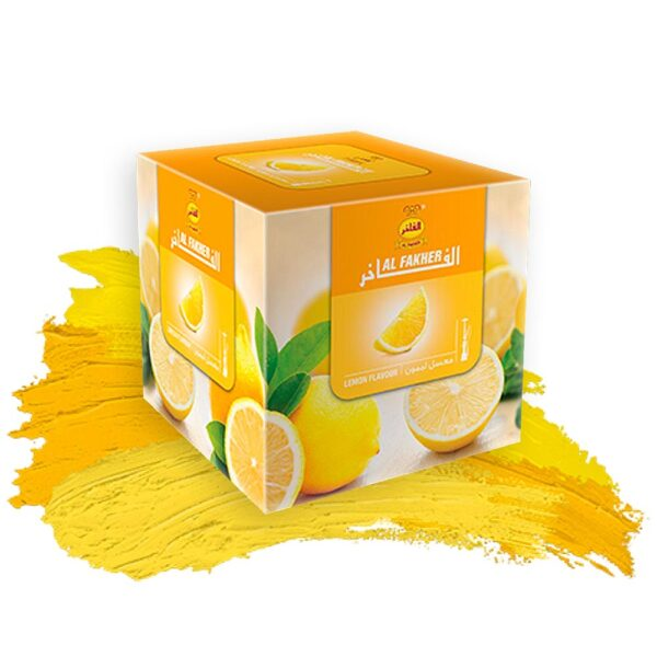 Табак для кальяна Al Fakher (Аль Факер) – Lemon (Лимон)
