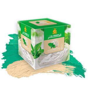 Табак для кальяна Al Fakher (Аль Факер) – Mint with Cream (Мята со Сливками)