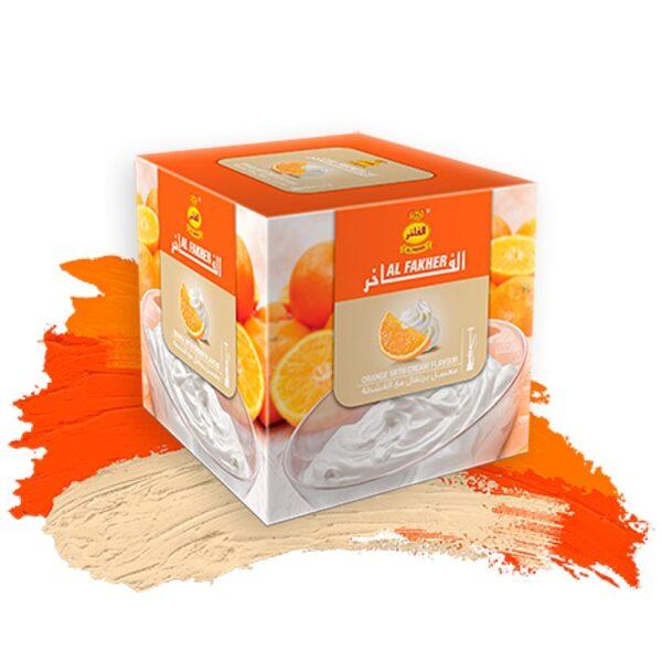 Табак для кальяна Al Fakher (Аль Факер) – Orange with cream (Апельсин со Сливками)