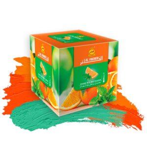 Табак для кальяна Al Fakher (Аль Факер) – Orange with Mint (Апельсин с Мятой)