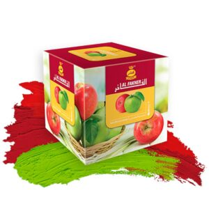 Табак для кальяна Al Fakher (Аль Факер) – Two Apples (Два Яблока)